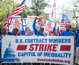 Federal Contract Workers